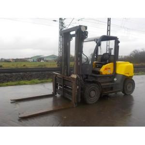 Stivuitor Diesel 6 tone OM