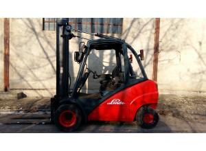 Stivuitor Diesel Linde 4.5 tone