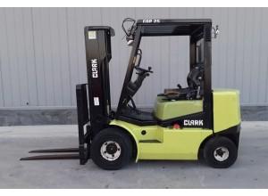 Stivuitor Diesel Clark 2.5 tone