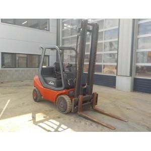 Stivuitor Diesel Linde 2.5 tone 2011
