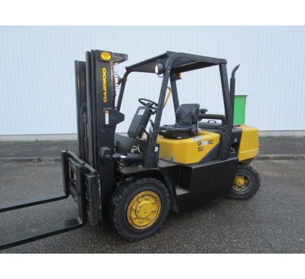 Stivuitor Diesel Daewoo 4 tone