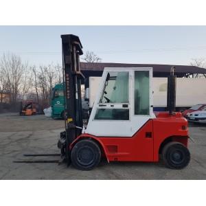 Stivuitor Diesel Dantruck 4 tone