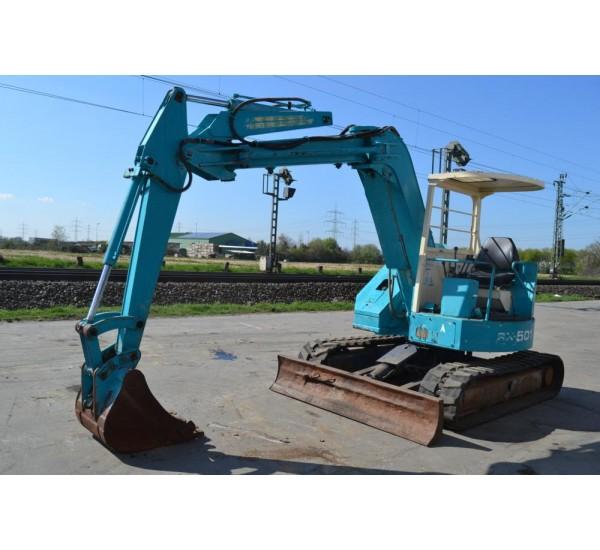 Excavator Kubota RX-501