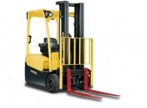 Stivuitor electric Hyster