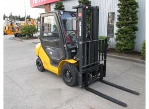 Stivuitor Diesel Komatsu 2.5 tone