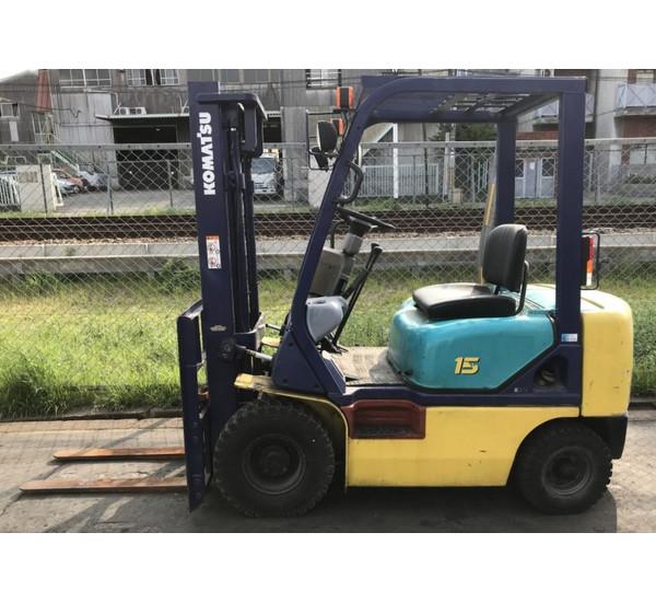 Stivuitor Benzina 1.5 tone Komatsu