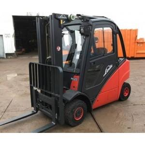 Stivuitor Diesel Linde 2.5 tone