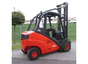 Stivuitor Diesel Linde 3.5 tone
