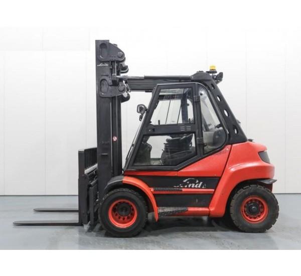 Stivuitor Diesel 7 Tone Linde