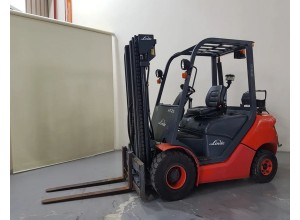Stivuitor GPL Linde 2.5 tone