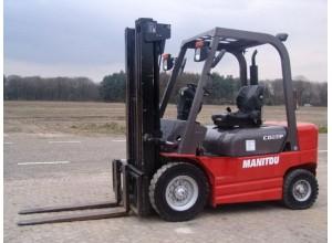 Stivuitor Diesel Manitou 2.5 tone