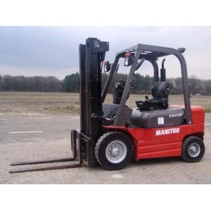 Stivuitor Diesel Manitou 3 tone