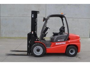 Stivuitor Diesel Manitou 3.5 tone - soseste curand