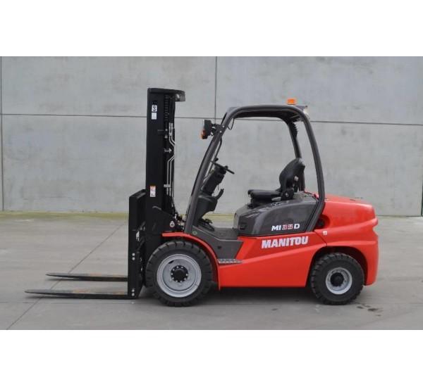 Stivuitor Diesel Manitou 3.5 tone 2016