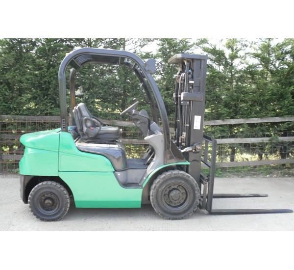 Stivuitor Diesel Mitsubishi 2 tone