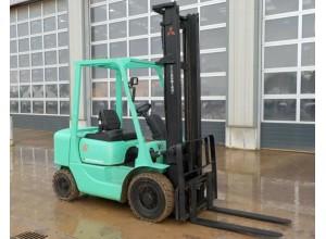 Stivuitor Diesel Mitsubishi 2.5 tone