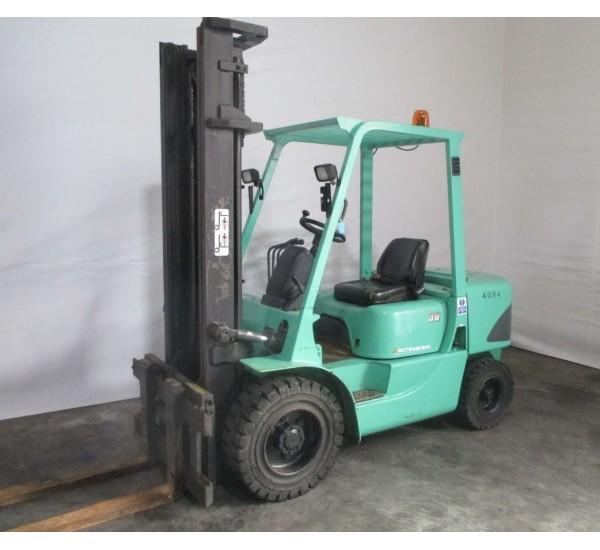 Stivuitor Diesel Mitsubishi 3 tone