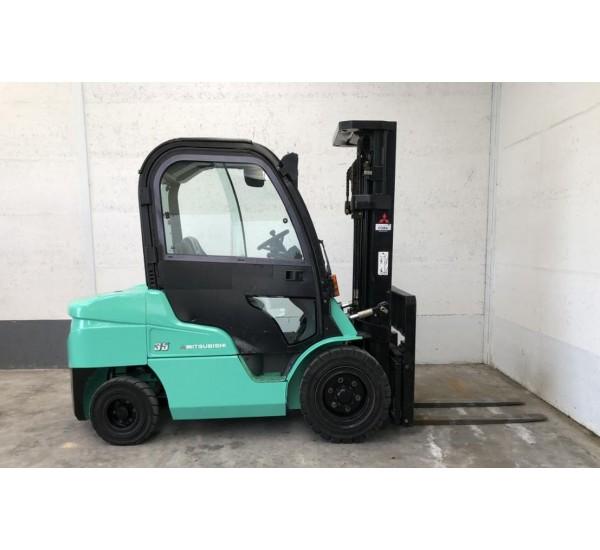 Stivuitor Diesel 3.5 tone Mitsubishi