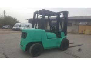 Stivuitor Diesel Mitsubishi 4 tone