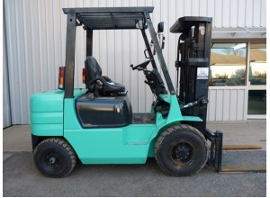 Stivuitor Diesel Mitsubihi 2.5 tone