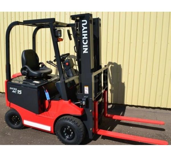 Stivuitor Electric Nichiyu 1.5 tone
