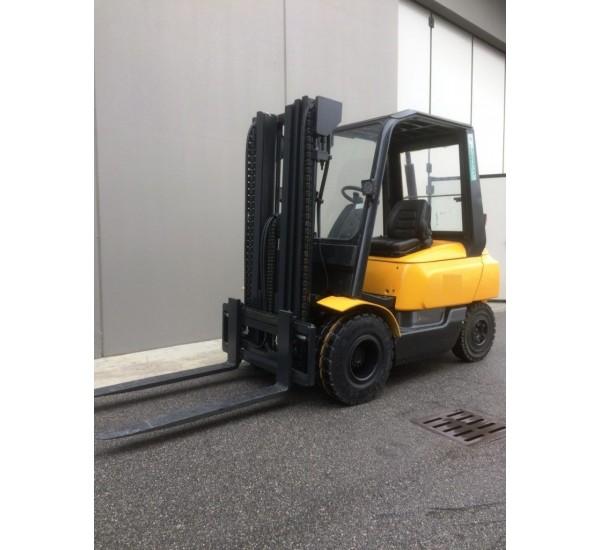 Stivuitor Diesel OM-Pimespo 2.5 tone - soseste curand