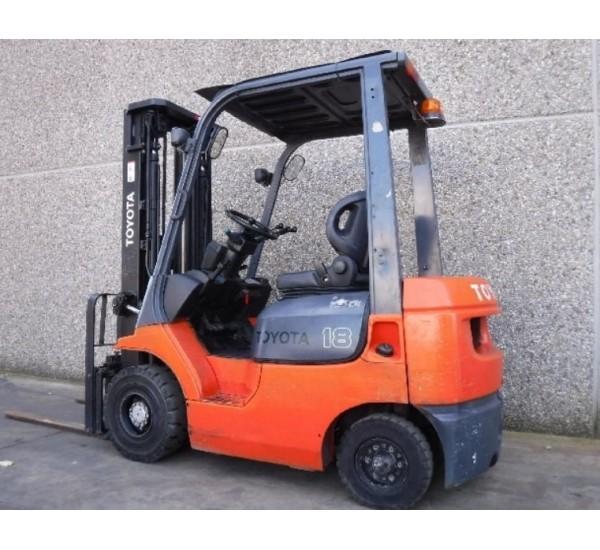 Stivuitor Diesel Toyota 1.8 tone