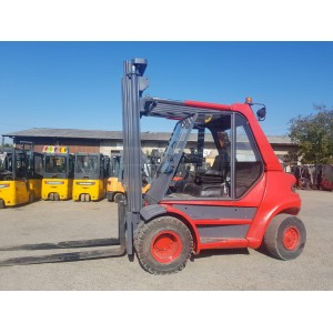 Stivuitor Diesel Linde 7 tone