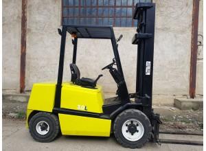 Stivuitor Diesel Yale 3 tone